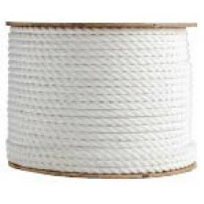 "3/4"" 600' COIL 3-STRAND POLYESTER ROPE"
