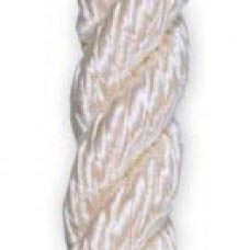 "5/8"" 600' COIL 3-STRAND POLYDAC ROPE"