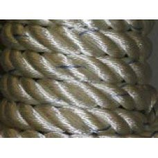 "2"" 3-STRAND STARLINE DOMESTIC ROPE"