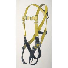 96305 FULL BODY HARNESS WITH D-RINGCENTER BACK AND EACH HIP