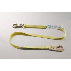 96502 NYLON WEB LANYARD WITH DOUBLE LOCKING SNAPS EACH END