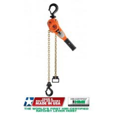 BANDIT- 1-1/2 TON LEVER HOIST- *NO CHAIN* (CM PART #:BAN150LCX)