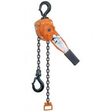 SERIES 653 1-1/2 TON LEVER HOIST WITH 10' OF LIFT (CM PART #:5316)