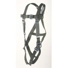 PF-96305 PILLOW-FLEX HARNESS, POSITIONING TYPE. D-RING CENTER BACK AND ON EACH HIP.
