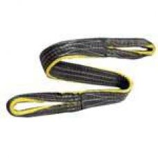 "2"" ONE PLY HEAVY DUTY POLYESTSER SLING WITH REVERSE EYES"