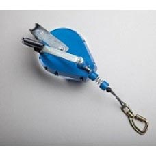 US-HRA65 RETRIEVAL-RETRACTABLE LIFELINE WITH 3,600 LB GATE HOOK