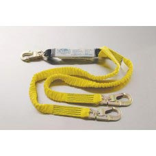 US-96516Y ULTRA-STRETCH SHOCK ABSORBING Y-LANYARD