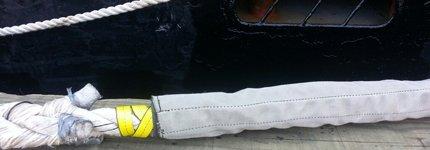 WEB-TEC chafe guard - EXF-Grade fixed