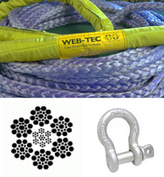 Wire Rope, Rigging Supplies, Crane Wire Rope